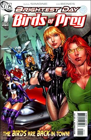 Birds of Prey (2010) 1-A