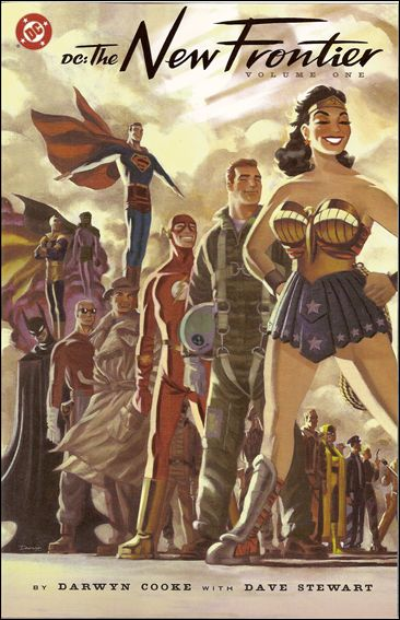 DC: The New Frontier 1-A by DC
