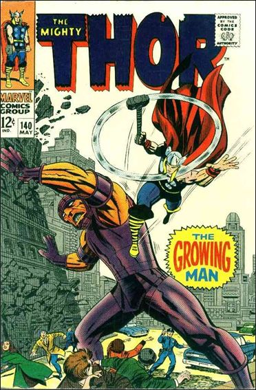 Thor (1966) 140-A by Marvel