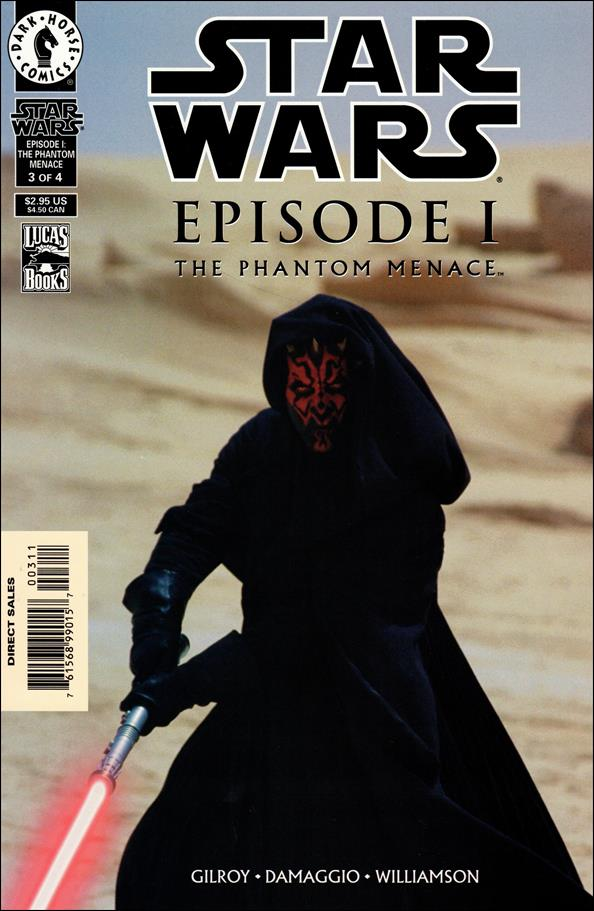 Star Wars: Episode I The Phantom Menace 3-B by Dark Horse