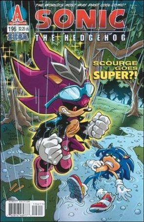 Sonic the Hedgehog (1993) 196-A