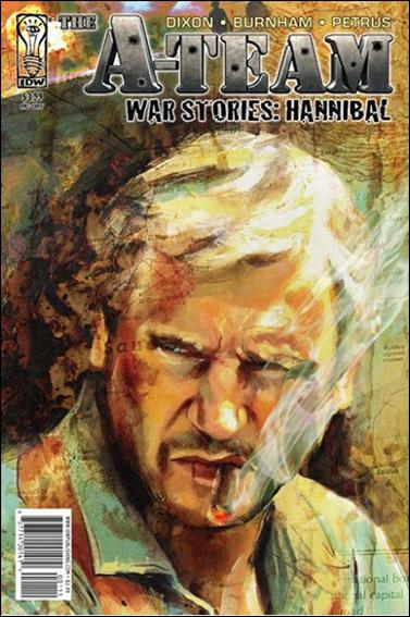 A-Team: War Stories: Hannibal 1-A by IDW