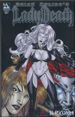 Brian Pulido's Lady Death: Blacklands 2-D by Avatar Press
