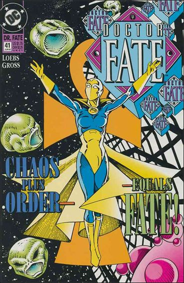 Doctor Fate (1988) 41-A by DC