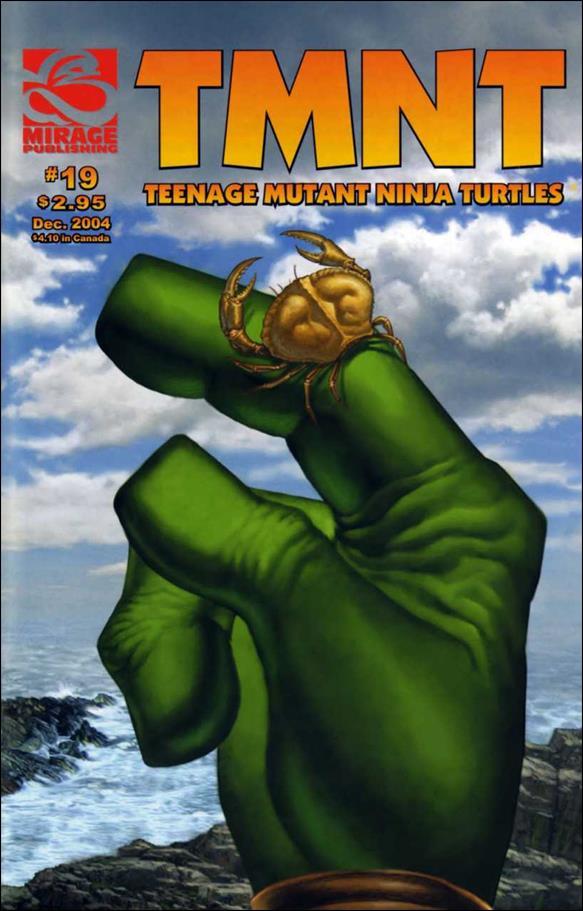 TMNT: Teenage Mutant Ninja Turtles 19-A by Mirage