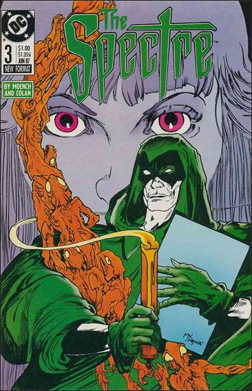 Spectre (1987) 3-A by DC