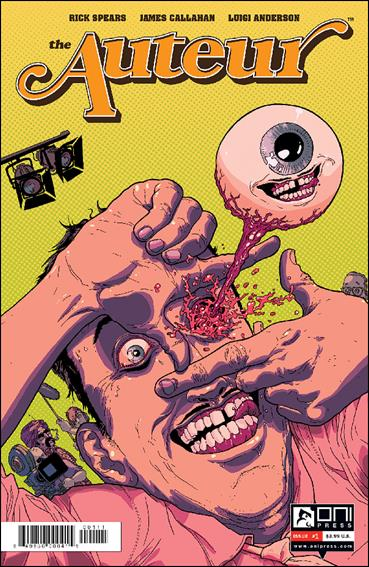 Auteur 1-A by Oni Press