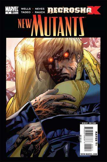 New Mutants (2009) 6-A by Marvel