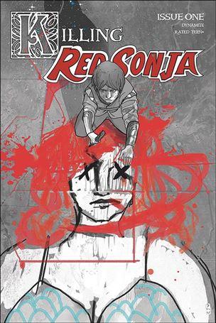 Killing Red Sonja 1-H
