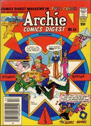 Archie Comics Digest Magazine 53-A