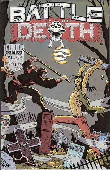 Battle to the Death 1-A by Imperial