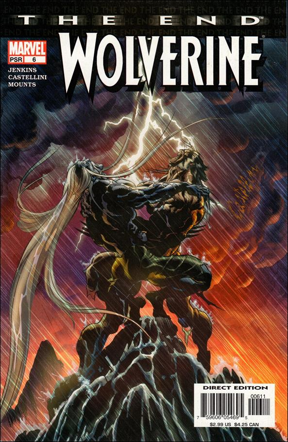 Wolverine: The End 6-A by Marvel