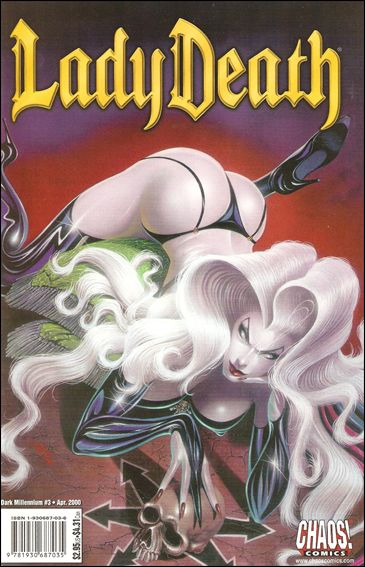 Lady Death: Dark Millennium 3-A by Chaos! Comics