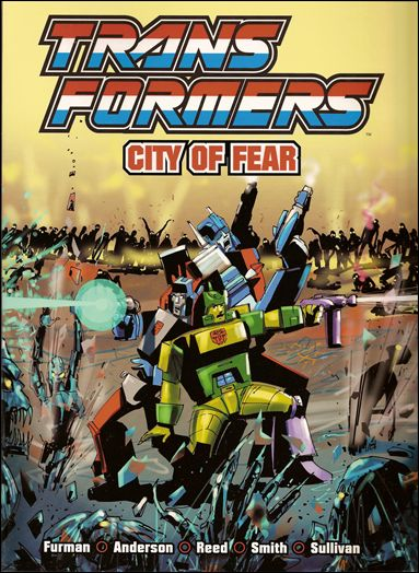 Transformers: City of Fear nn-A by Titan