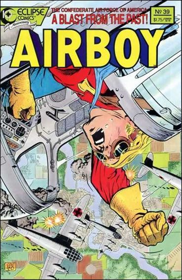 Airboy (1986) 39-A by Eclipse