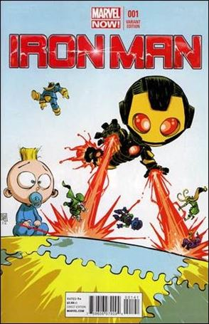 Iron Man (2013) 1-F