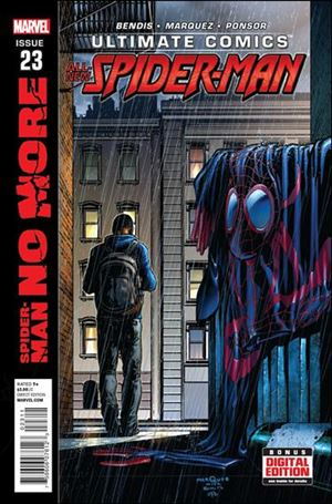 Ultimate Comics Spider-Man 23-A