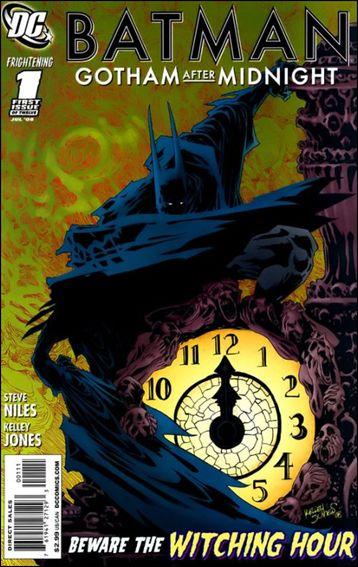 Batman: Gotham After Midnight 1-A by DC