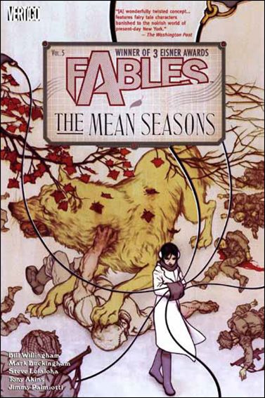 Fables 5-F by Vertigo