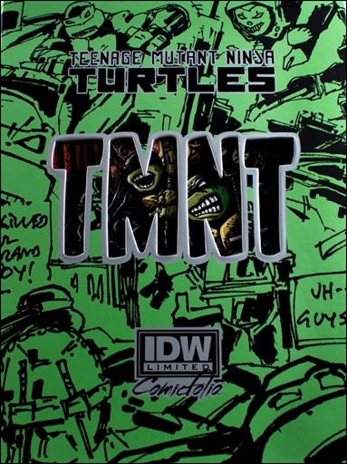 Teenage Mutant Ninja Turtles (2011) 21-H by IDW