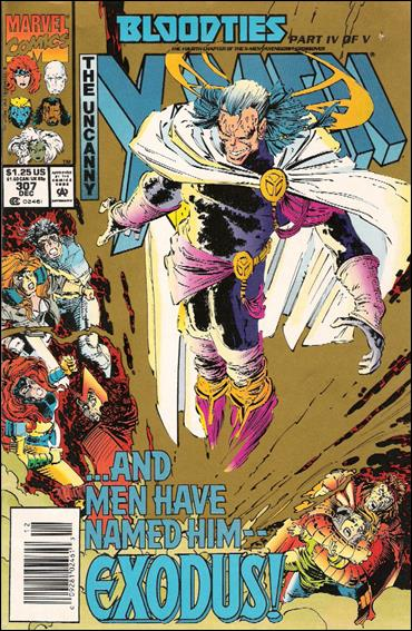 Uncanny X-Men (1981) 307-B by Marvel