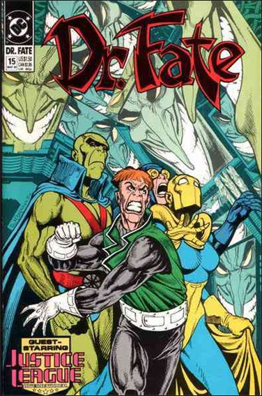 Doctor Fate (1988) 15-A by DC