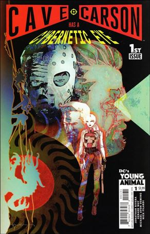 Cave Carson Has a Cybernetic Eye 1-C