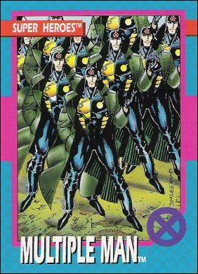 X-Men: Series 1 (Base Set) 34-A by Impel