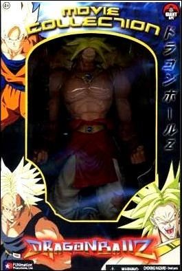 Dragon Ball Z Series 05 Movie Collection Legendary Super Saiyan Broly By