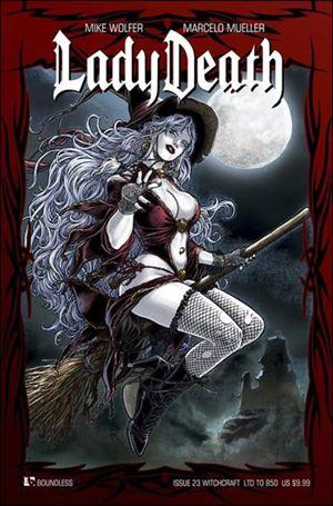Lady Death (2010) 23-G