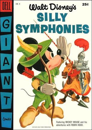 Silly Symphonies 6-A