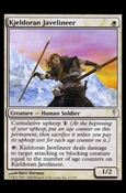 Magic the Gathering: Coldsnap (Base Set)11-A