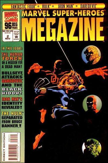 Marvel Super-Heroes Megazine 2-A by Marvel