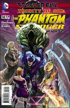 Trinity of Sin: The Phantom Stranger 14-A