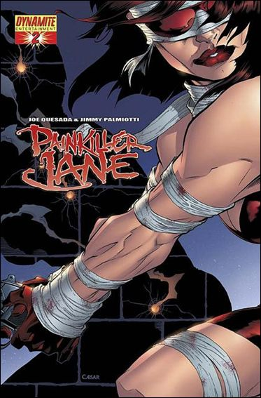 Painkiller Jane (2006) 2-A by Dynamite Entertainment