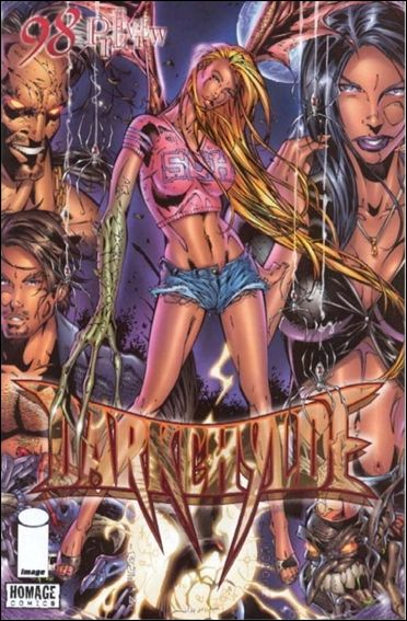 Darkchylde Preview Special 1998 nn-A by Image