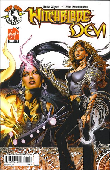 Witchblade/Devi 1-A by Top Cow