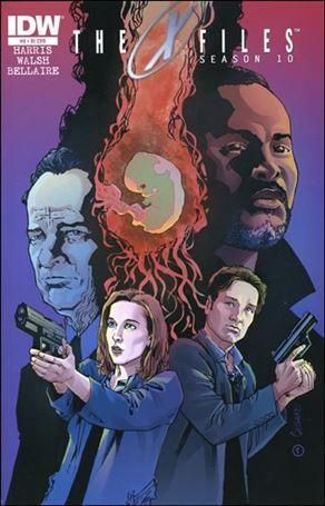X-Files: Season 10 8-B