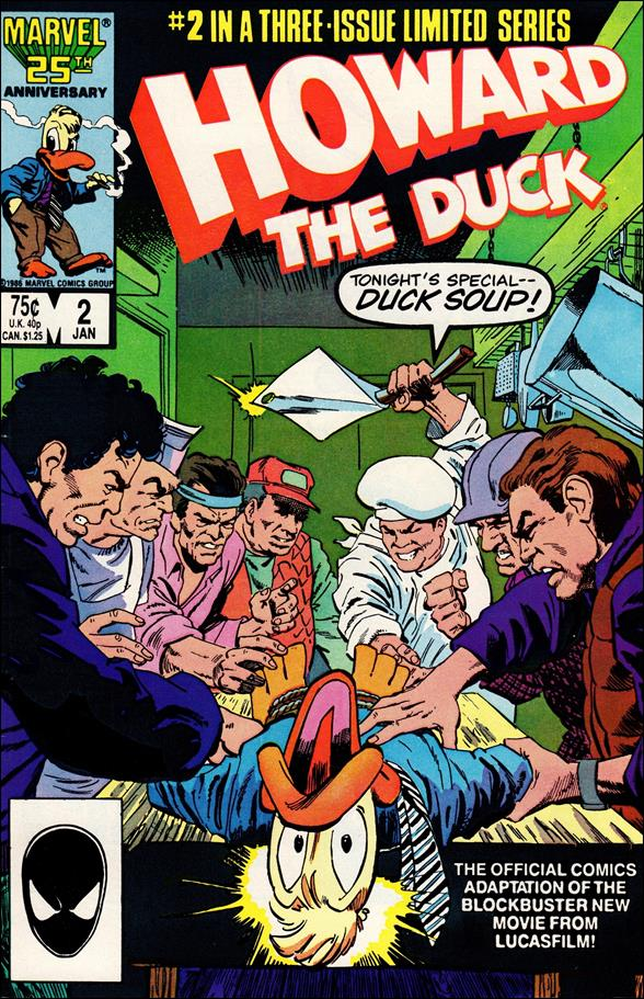Howard the Duck: The Movie 2-A by Marvel