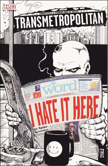 Transmetropolitan: I Hate it Here 1-A by Vertigo