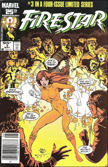 Firestar (1986) 3-B by Marvel