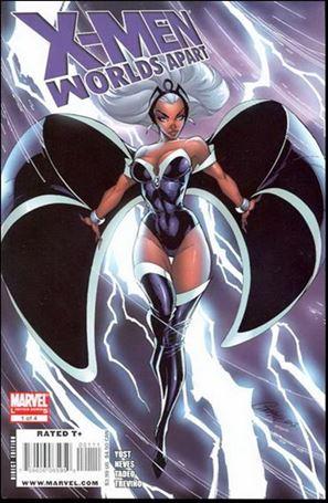 X-Men: Worlds Apart 1-A
