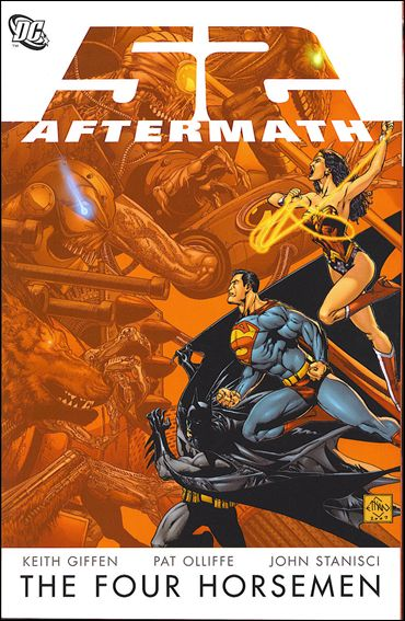 52 Aftermath: The Four Horsemen 1-A by DC