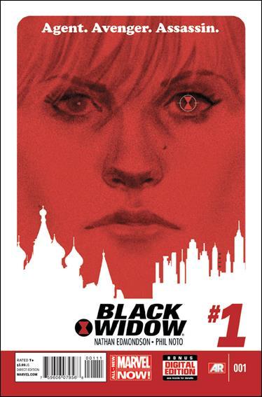 Black Widow (2014) 1-A by Marvel