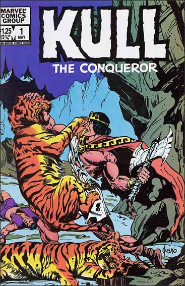 Kull the Conqueror (1983) 1-A by Marvel