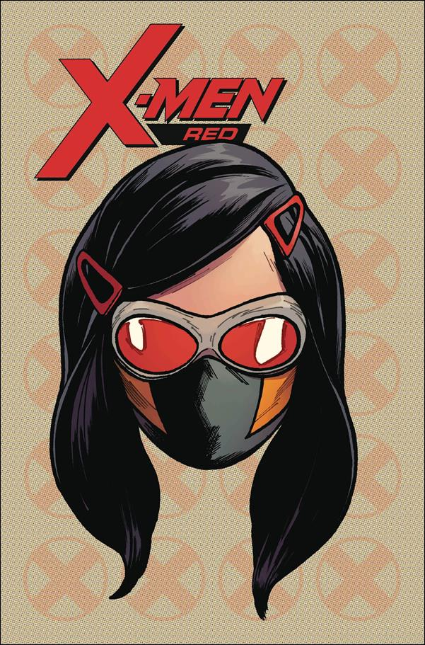 X-Men: Red 7-C by Marvel