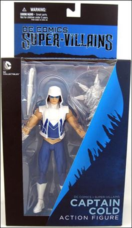 DC Comics Super Villains Captain Cold