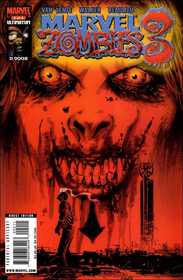 Marvel Zombies 3 2-A by Marvel