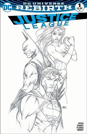 Justice League (2016) 1-D