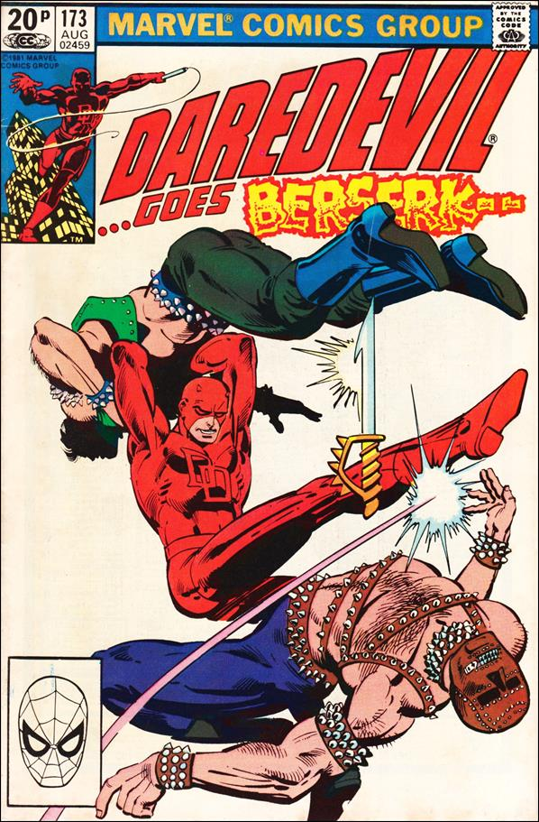 Daredevil (1964) 173-B by Marvel